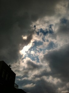 Silver Lining Cloud
